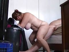 Stunning Luanne rodeo over my dick