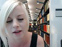 Scouse Library Girl 2