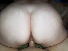 Reverse Cowgirl and Gushing Pussy