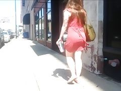 Whooty Dress Jiggle