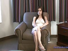 Evelyn - creampie audition