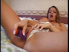 Martina Cant Stop Masturbating