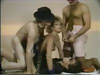 Ginger Lynn, Marc Wallice, Tom Byron, Tony Martino