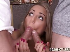 Christen Courtney gets double penetration