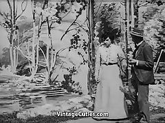 First Vintage Hardcore Fucking Video 1900s (1900s Retro)