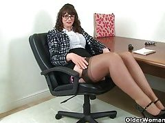 Best of British secretaries part 7