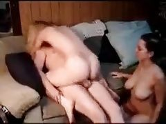 Two not sisters sharing a lover