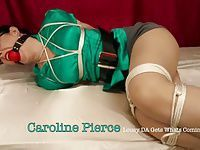 Caroline Pierce Tied Up Tight