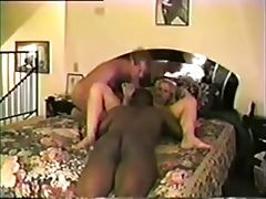 Married couples threesome with black guy