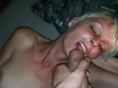 Cock sucking frenzy