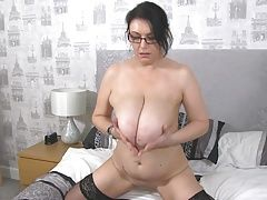Big Boobs Sabrina Jade Has Fun