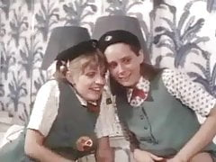 NMLN Two Sweet Girl Guides Get Some Fucking Experience !
