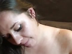 Amateur Couple Big Boobs Wife Blowjob