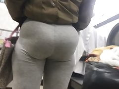Thick Jamaican bubble butt