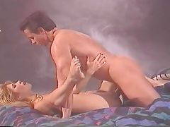 Tiffany Mynx and Peter North