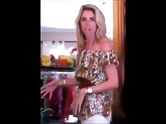 Blonde MILF Before After 3 Very HOT