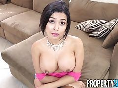 PropertySex - Tenant becomes landlords personal assistant