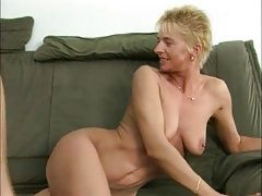 Hot milf and her younger lover 604