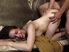 Perverted Sister Trying Anal with her Brother