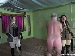 Bad Cleaner - Painful Punishment For Liar
