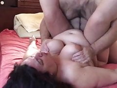 Shameless Thick Divorced Wife With Her Stranger On Vacation