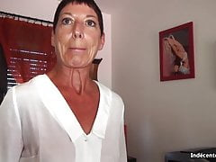 Marielle fucked by younger man